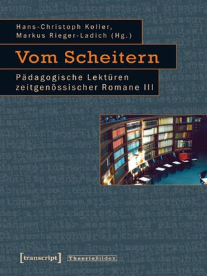 cover image of Vom Scheitern