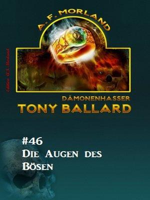 cover image of Tony Ballard #46