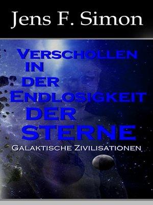 cover image of Verschollen in der Endlosigkeit der Sterne