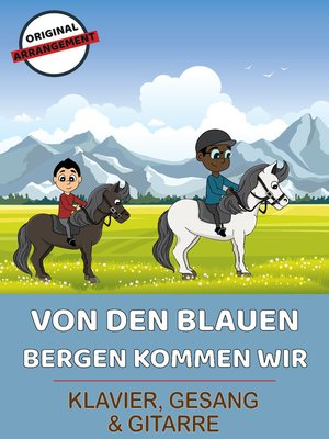 cover image of Von den blauen Bergen kommen wir