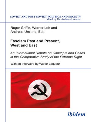 cover image of Fascism Past and Present, West and East