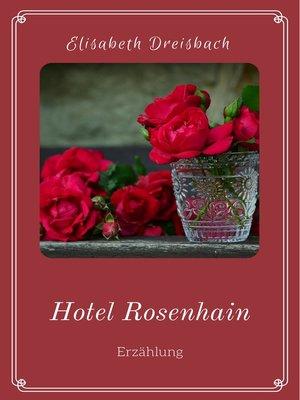 cover image of Hotel Rosenhain