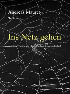 cover image of Ins Netz gehen