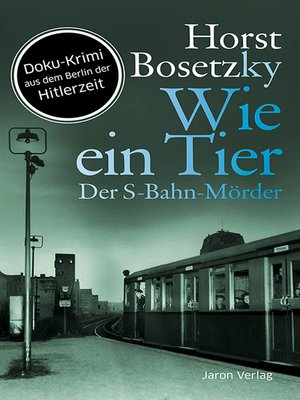 cover image of Wie ein Tier
