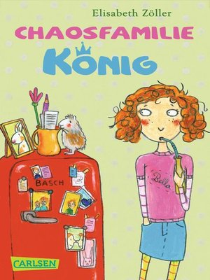 cover image of Chaosfamilie König