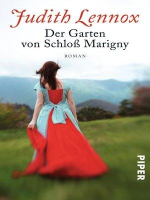 cover image of Der Garten von Schloß Marigny