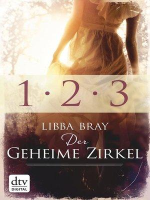 cover image of Der Geheime Zirkel 1-3, Gemmas Visionen / Circes Rückkehr / Kartiks Schicksal