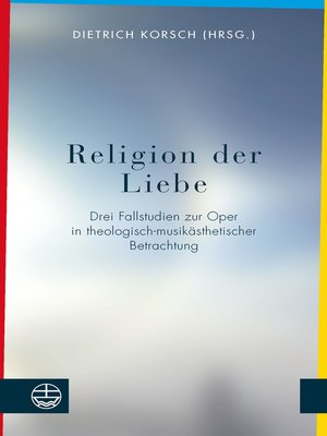 cover image of Religion der Liebe