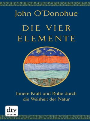 cover image of Die vier Elemente