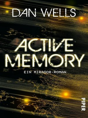 cover image of Active Memory