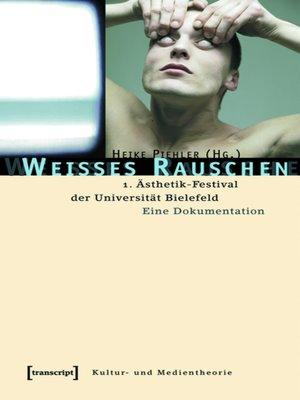 cover image of Weißes Rauschen