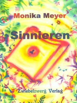 cover image of Sinnieren