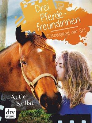 cover image of Serie Drei Pferdefreundinnen, Buch 2