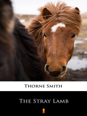 cover image of The Stray Lamb