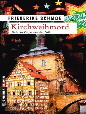 cover image of Kirchweihmord