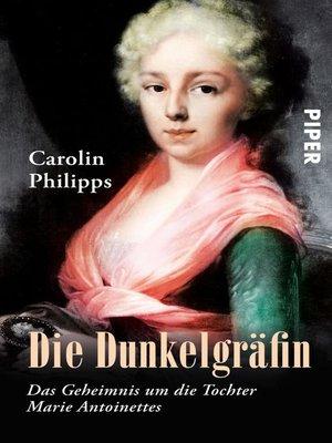 cover image of Die Dunkelgräfin