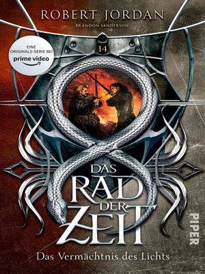 cover image of Das Rad der Zeit 14. Das Original