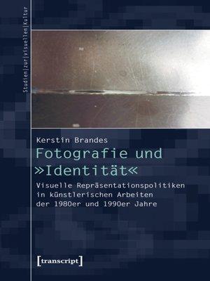 cover image of Fotografie und »Identität«