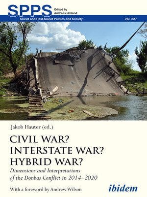 cover image of Civil War? Interstate War? Hybrid War?