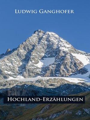 cover image of Hochland-Erzählungen