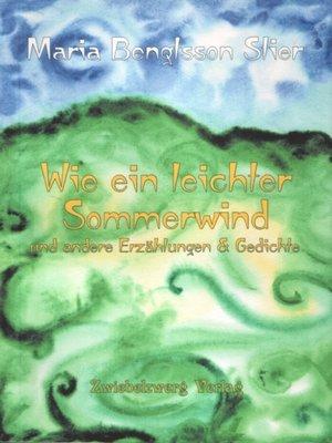 cover image of Wie ein leichter Sommerwind