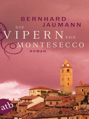 cover image of Die Vipern von Montesecco