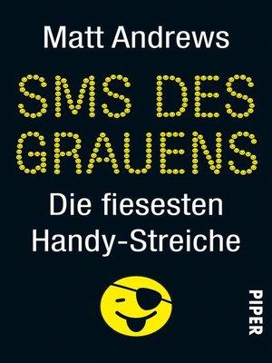 cover image of SMS des Grauens