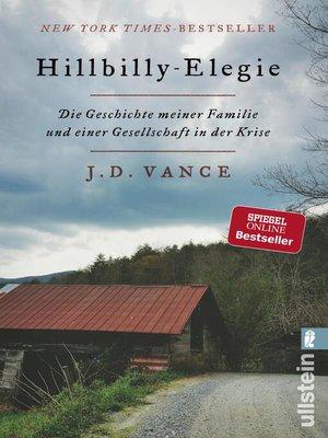 cover image of Hillbilly-Elegie