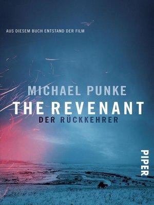 cover image of The Revenant – Der Rückkehrer