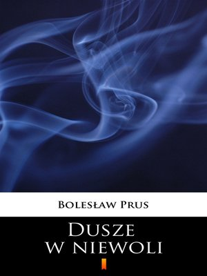 cover image of Dusze w niewoli