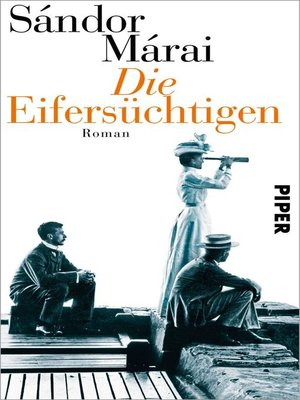 cover image of Die Eifersüchtigen