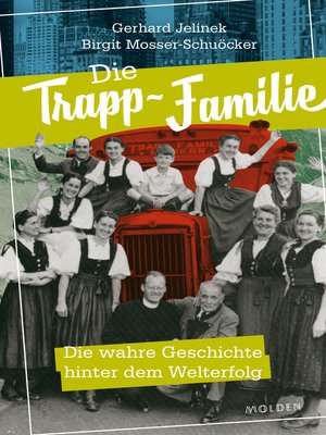 cover image of Die Trapp-Familie