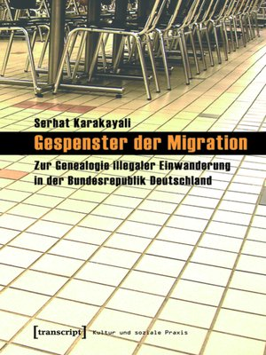 cover image of Gespenster der Migration