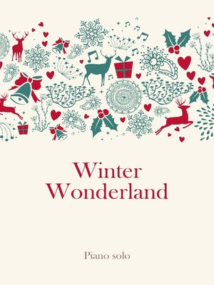 cover image of Winter Wonderland