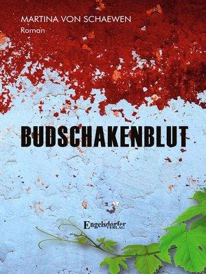 cover image of Budschakenblut