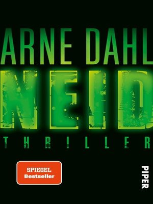 cover image of Neid