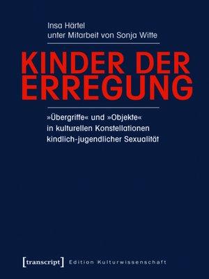cover image of Kinder der Erregung