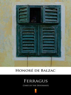cover image of Ferragus