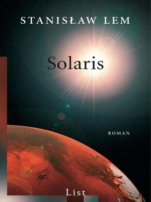 cover image of Solaris