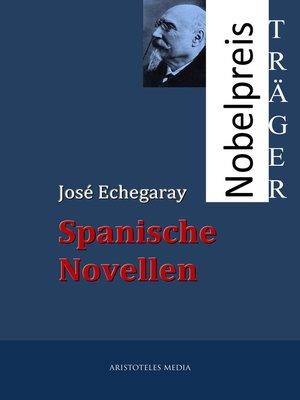 cover image of Spanische Novellen