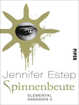 cover image of Spinnenbeute