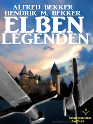 cover image of Elben-Legenden