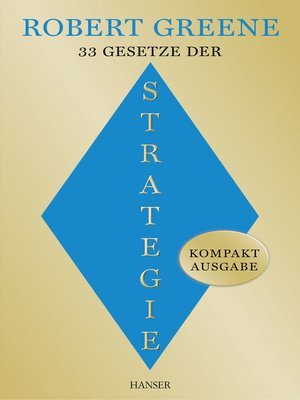 cover image of 33 Gesetze der Strategie