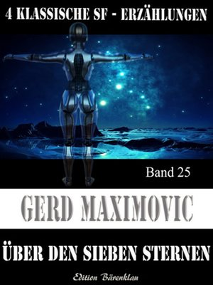 cover image of Über den sieben Sternen