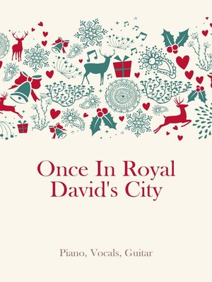 cover image of Once In Royal David's City