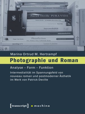 cover image of Photographie und Roman