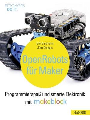 cover image of Open Robots für Maker