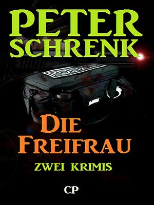 cover image of Die Freifrau--2 Krimis in einem Band