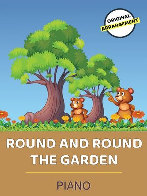 cover image of Round and Round the Garden