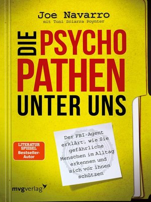 cover image of Die Psychopathen unter uns